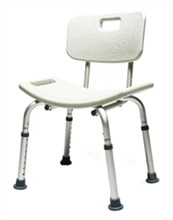 Bath Seats lumex platinum coll bathseat with backrest