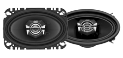 4 by 6 Inch Speakers jvc mobile csv4627