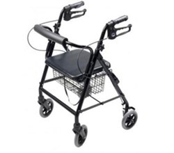 4 Wheel Rollators lumex walkabout hemi rollator