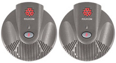 Polycom Microphone Extension Pods polycom 2200 07155 002