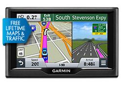 Garmin 5 Inches GPS garmin nuvi 58lmt