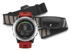 Garmin Fenix GPS Watch garmin fenix3 silver bundle