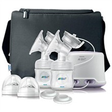 Avent Breast Pumps Avent Comfort Double Electric Breast Pump