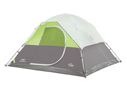 Coleman View All Tents coleman aspenglen 6 person instant dome tent