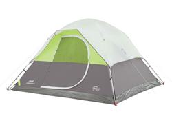 Coleman Dome Tents coleman aspenglen 6 person instant dome tent