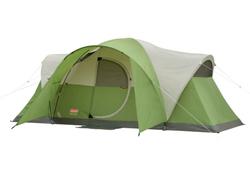 Coleman Dome Tents coleman tent 16x7 montana 8p