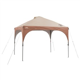 coleman 10 ft 10 ft instant lighted canopy