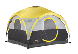 Coleman All Day Domes coleman shelter tent 2 for 1 all day 4p