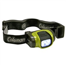 Coleman Lighting coleman high power 75 lumen headlamp