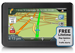 Magellan Automotive GPS magellan roadmate 9465t lmb