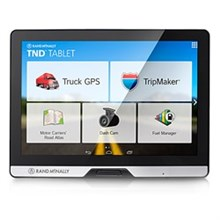 Rand McNally GPS Navigation rand mcnally tablet