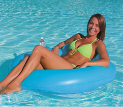 Single Person Loungers airhead ahds float series