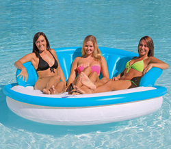 Loungers  airhead ahds floating couch series