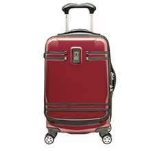 Shop by Size travelpro 19inch business plus hardside spinner merlot