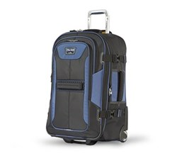 Shop by Size travelpro 22 inch expandable rollaboard black navy