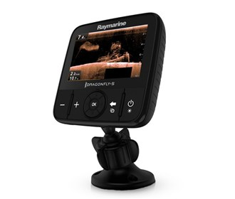 raymarine dragonfly 5dvs dual channel chirp downvision sonar