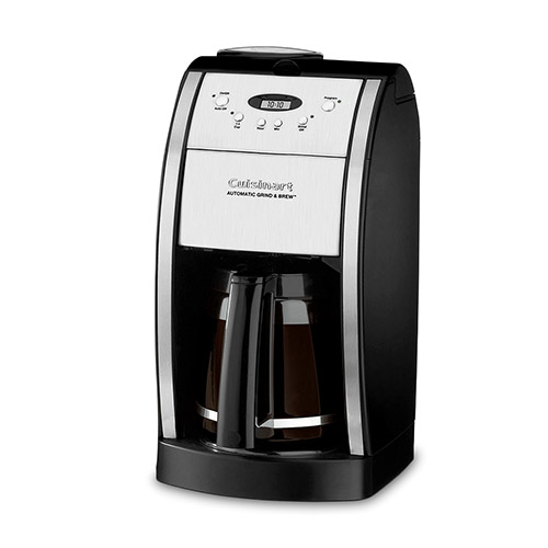 Cuisinart DGB 550BK Grind and Brew Thermal 12 Cup Automatic Coffeemaker img3 Its A Grind Coffee Cuisinart Dgb  Thermal Carafe  Cup Grind And Brew Coffee Maker
