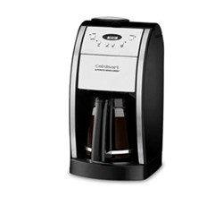 Coffee Makers cuisinart dgb 550bk