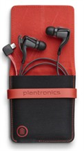 Plantronics Reconditioned Wireless and Corded Headsets plantronics backbeat go 2 black with case