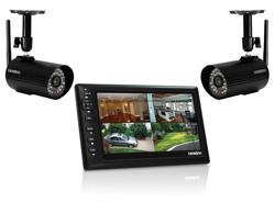 Uniden Video Surveillance 2 Camera Systems uniden uds655