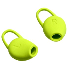 plantronics backbeat fit eartip set green