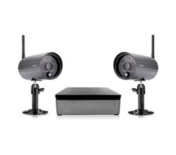 Uniden Video Surveillance 2 Camera Systems uniden wdvr4 2