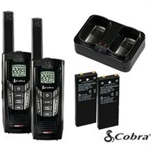 2 Radios cobra cxr925