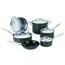 Cuisinart Ceramic Non Stick Cooking Sets cuisinart gg 10