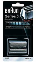Braun Series 5 Mens Shavers braun 52s