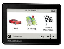 Rand McNally GPS Navigation randmcnally road explorer60 gps