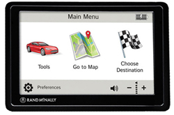 Rand McNally GPS Navigation rand mcnally road explorer50