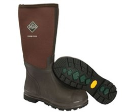 Muck Boots Work Mens Chore Cool Hi Brown