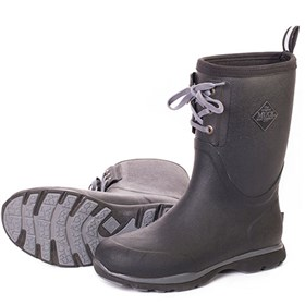 muck boots Arctic Excursion Lace Mid Black