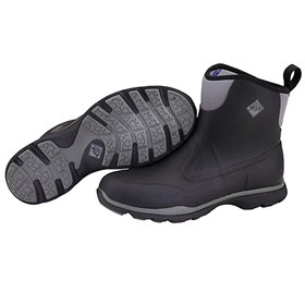 the muck boots company mens excursion pro mid black