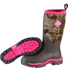 Muck Hunting boots Muck Boots Woody Max Real Tree Xtra