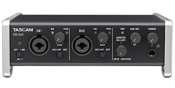 PC Interface tascam us2x2