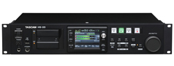 Tascam Solid State Recorders tascam hs20