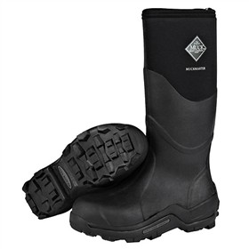 the muck boot company unisex muckmaster hi black