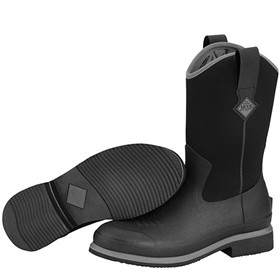 the muck boot company womens ryder black