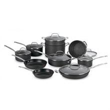 Cuisinart Cooking Sets  15 to 17 Piece Sets cuisinart 66 17