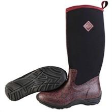 Muck Boots Clearance Deals Womens Arctic Adventure Maroon Aztec