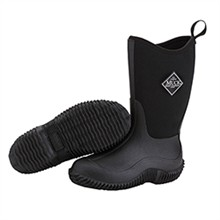 Girls Muck Boots Kids the muck boot company youth hale black