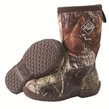Girls Muck Boots Kids the muck boot company youth rover II mossy oak break up