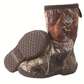 the muck boot company youth rover II mossy oak break up
