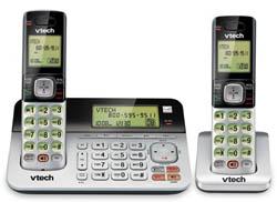 VTech 2 Handsets Wall Phones   VTech cs6859 2