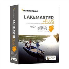 LakeMaster PLUS Charts humminbird lakemaster plus