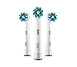 Vitality Replacement Brush Heads oral b eb503