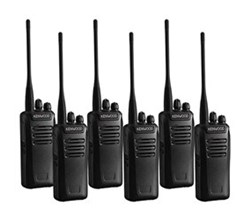Kenwood Walkie Talkies / Two Way Radios   6 Radio kenwood nx 340u16p