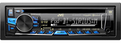 CD Receivers  jvc kd ar865bts