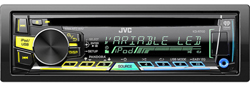 CD Receivers  jvc kd r760
